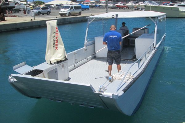 10.0m Side Aft Console