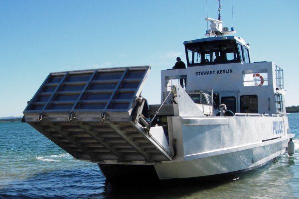 12.0m Landing Barge