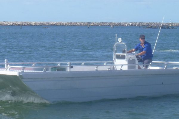 8.0m Side Aft Console