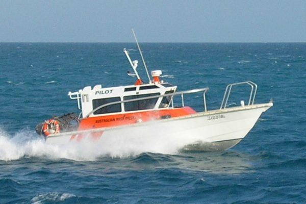 9.0m Pilot Boat
