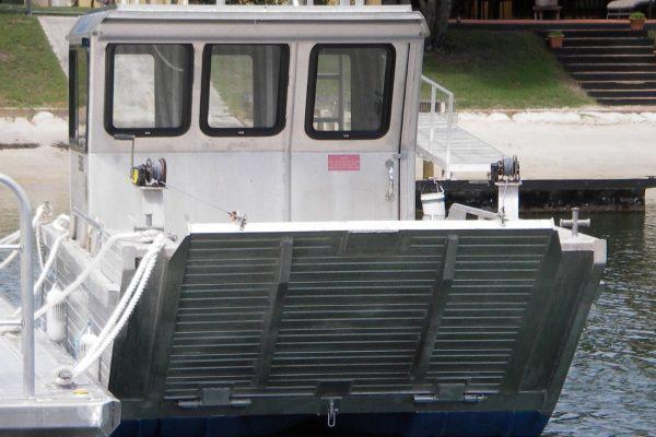 6.8m Landing Barge