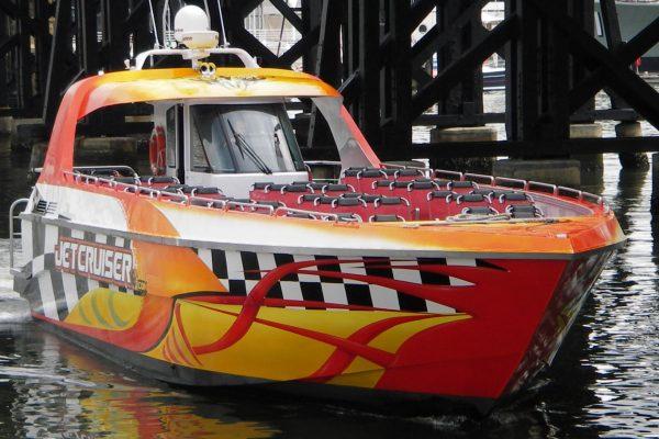 18.7m Bespoke Jet Boat